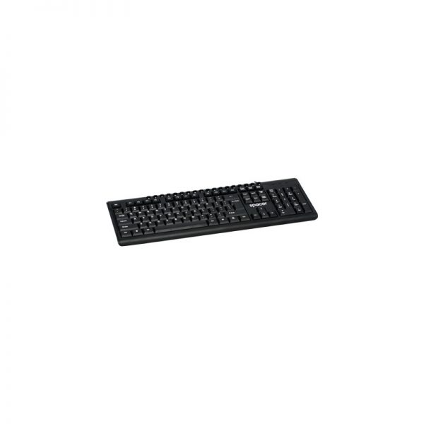 Tastatura Multimedia Spacer Qwerty USB SPKB-168